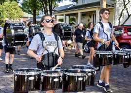 Noblesville High School presents homecoming parade Sept. 17
