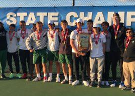 Zionsville boys tennis program takes next step