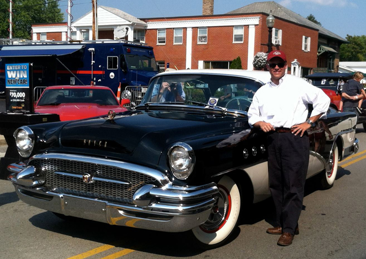 Hemmings Classic Car Magazine: Carmel Man's Vehicle Appears In Hemmings' Classic Car