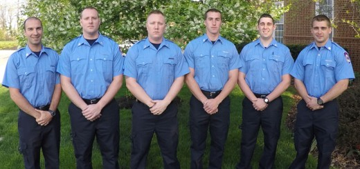 From left: Justin Rutherford, Kent Anderson, Jonathan Benge, Michael Phillips, Grant Russel and William Mueller. (Submitted photo)