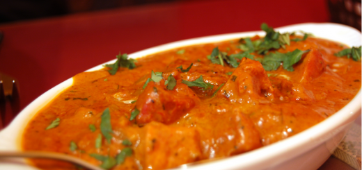 Chicken tikka masala can be had, healthily, at Amber Indian.
