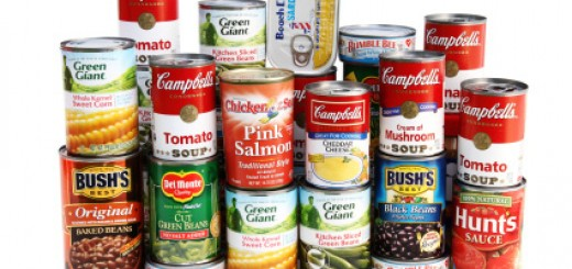 canned food drive pantry