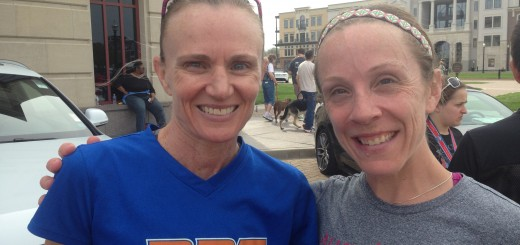 Lucie Mays-Sulewski, Westfield, was the Carmel Marathon overall female winner and Kim Weiss, Wesfield, was second.